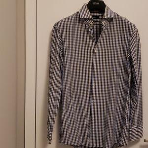 Men's Hugo Boss Slim Fit Dress Shirt 15/32/33